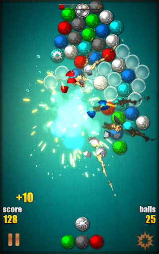 Magnetic Balls HD Free: Match 3 Physics Puzzle 2.2.0.9 screenshots 21