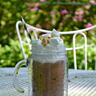 S'mores Iced Coffee.