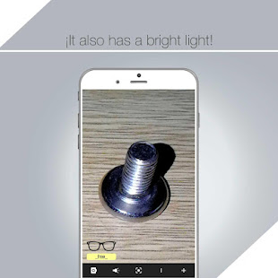 App Magnifying glass 👓 APK for Windows Phone