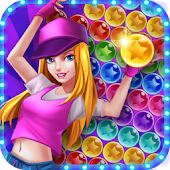 Hip Hop Dance Bubble Shooter
