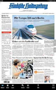 Fränkische Landeszeitung - náhled