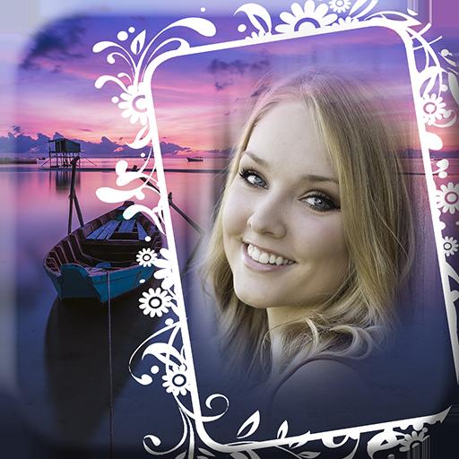 美丽的相框 攝影 App LOGO-APP試玩