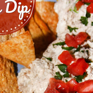 Smoked Tuna Dip Appetizer Recipe