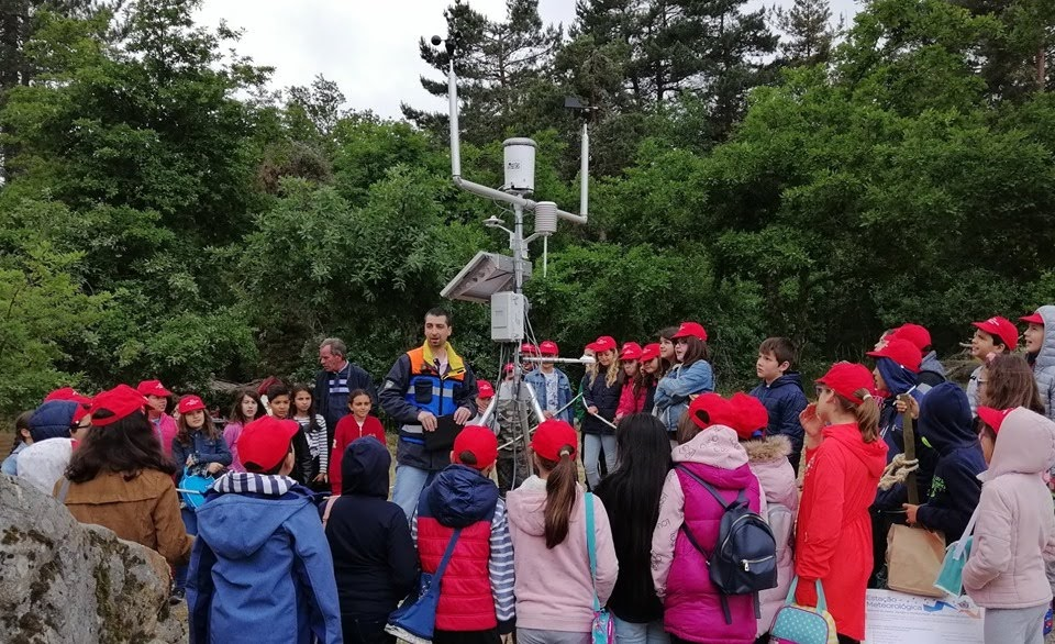 Parque Biológico recebe primeira estação meteorológica a funcionar no Douro