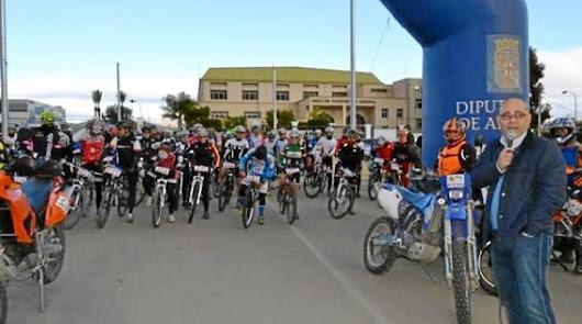 Alboloduy, Nacimiento y Las Tres Villas acogerán el mejor ciclismo de montaña