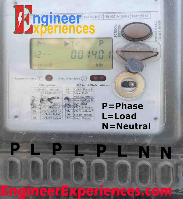 3 Phase Digital Energy Meter
