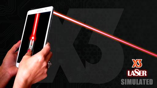 Laser Pointer App - SIMULATED feb-16 screenshots 2