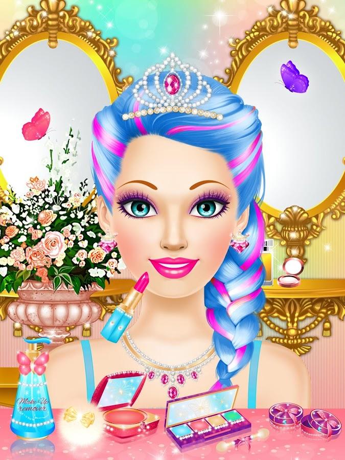 Miraculous Princess Magic Android Apps On Google Play Short Hairstyles Gunalazisus