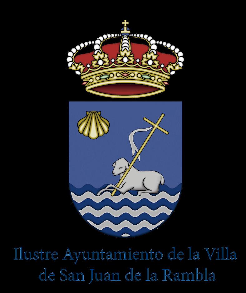 Escudo de la Villa de San Juan de la Rambla