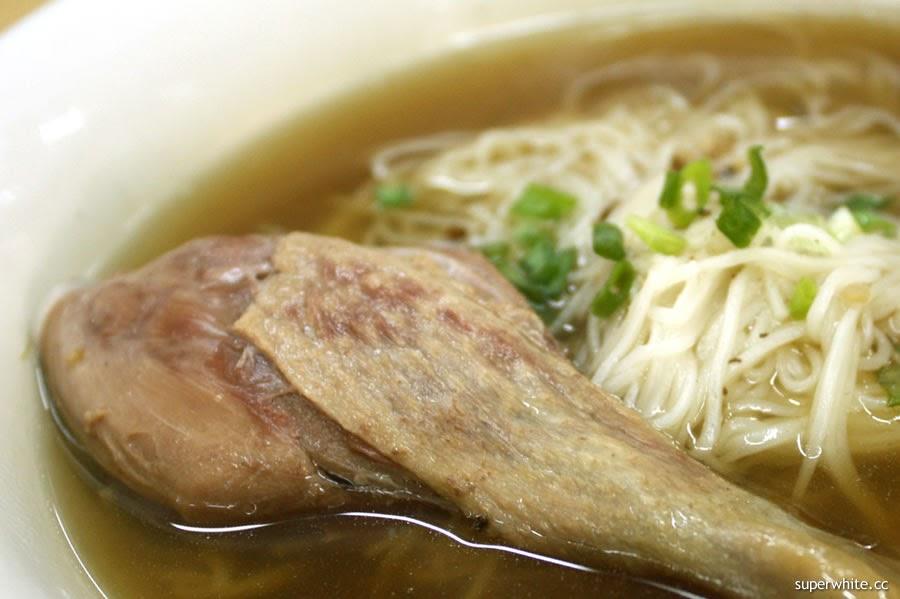 Penang Food Hunt Duck Mee