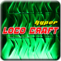 Hyper Loco Craft : Castle and World Building APK