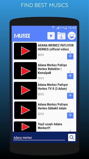 MUSIX - MP3 Player 10.3 screenshots 2