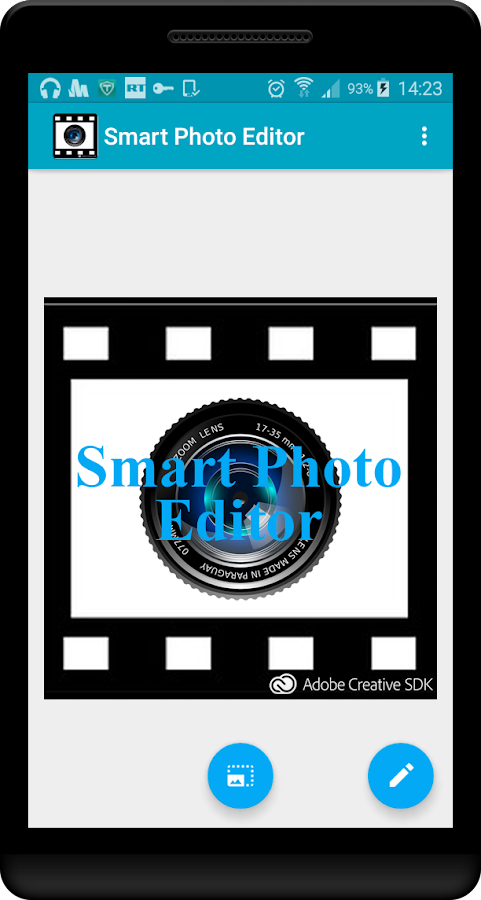 Smart Photo Editor- screenshot