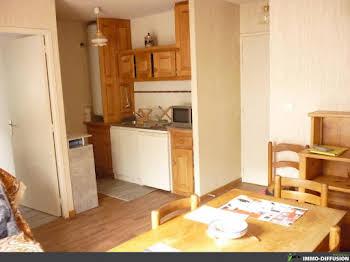 Appartement 2 pièces 32,62 m2