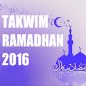 Takwim Ramadan 2016