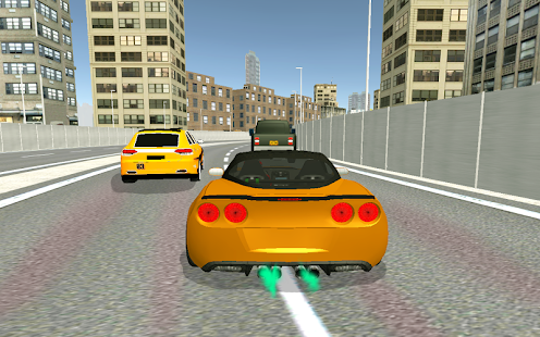 Drift Traffic Racer- screenshot thumbnail