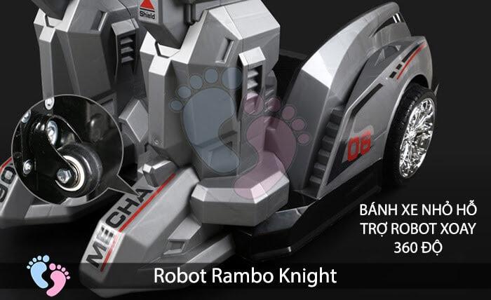 Siêu phẩm Robot Rambo Knight Cho bé 17