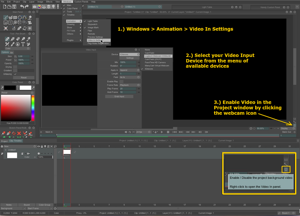 Video tutorials - Page 3 - Welcome to TVPaint Community forums !
