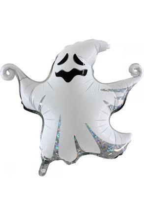 Folieballong, spöke 43cm