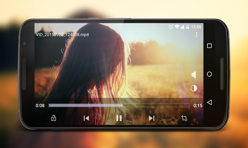 Video Player 4 k (HD) 1.0.5 screenshots 2