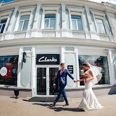 Wedding photographer Andrey Kozyakov (matadorOmsk). Photo of 27.08.2018