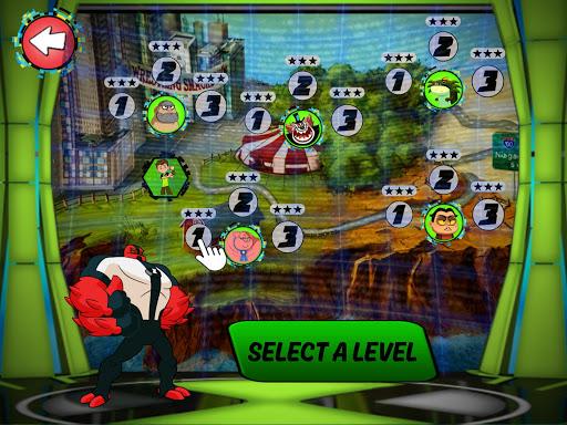 Ben 10 Challenge  screenshots 3