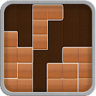 Holz Puzzle icon