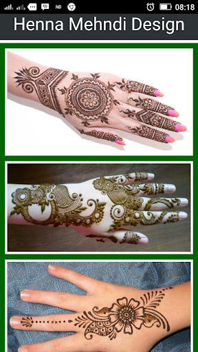 Download Desain Henna Tangan Mehndi Indah Google Play Softwares