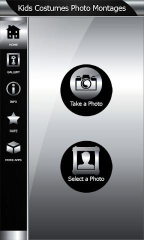 android Kinder Kostüme Fotomontagen Screenshot 0