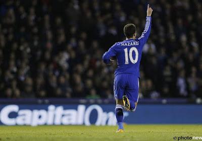 Découvrez la nouvelle position d'Hazard dans le classement des maillots les plus vendus