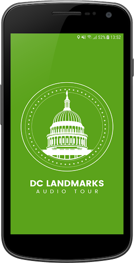 DC Landmarks Self-Guided Audio Tour  screenshots 1