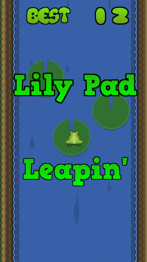 Lily Pad Leapin - Paid