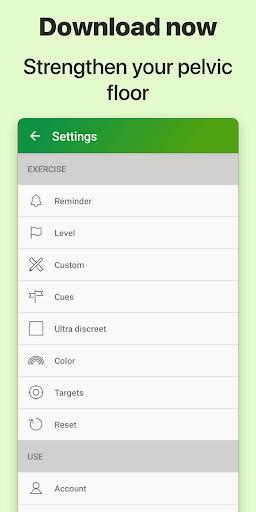 Kegel Trainer - Exercises 7.1.0 screenshots 4