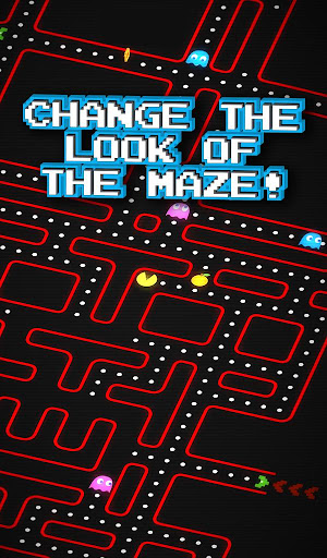 PAC-MAN 256 - Endless Maze 2.0.2 screenshots 9