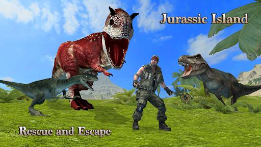 Jurassic Island Rescue Escape