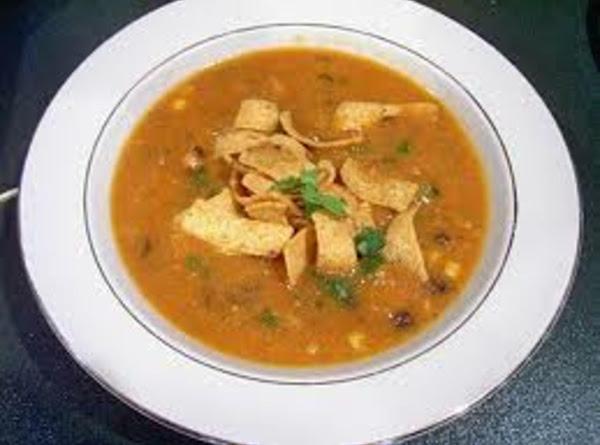 Spicy Taco Soup Recipe