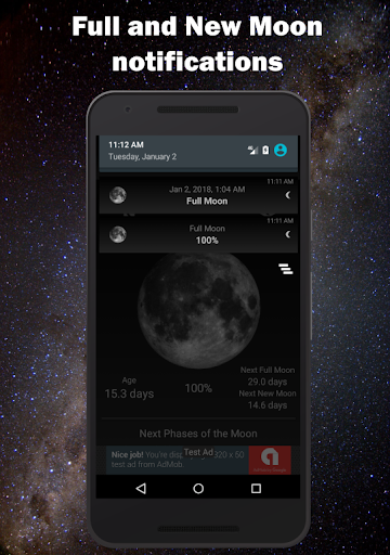 Moon Phase Calendar 1.16 screenshots 6