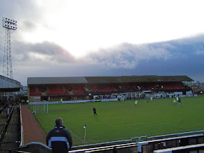 Photo: 27/1/07 v Peterhead (Scottish League Division 2) 0-0 - contributed by Gary Spooner