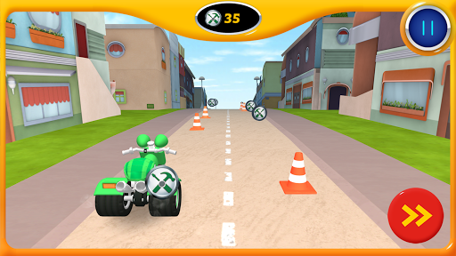 Ricky Zoomu2122: Welcome to Wheelford 1.2 screenshots 3