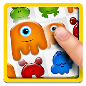 Monster Match - Puzzle game