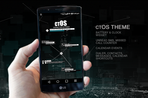 ctOS Widget Free Version
