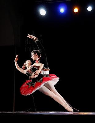 Dancing in love... di Francesca Malavasi