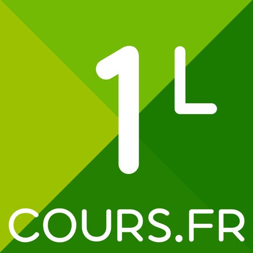 Cours.fr 1L 教育 LOGO-玩APPs