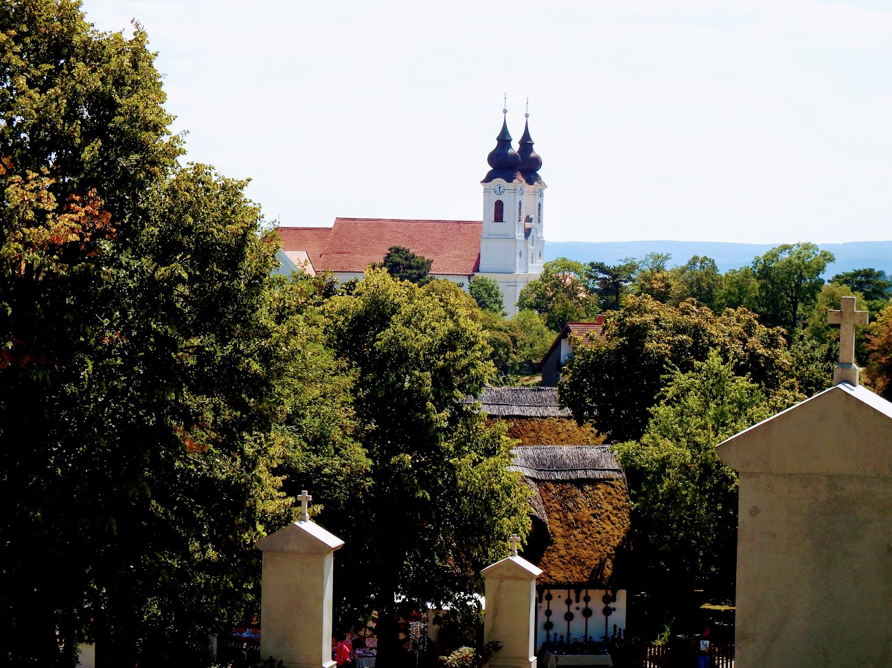 Tihany - IV. Károly kálvária