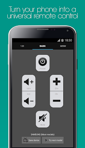 Galaxy Universal Remote APK 1