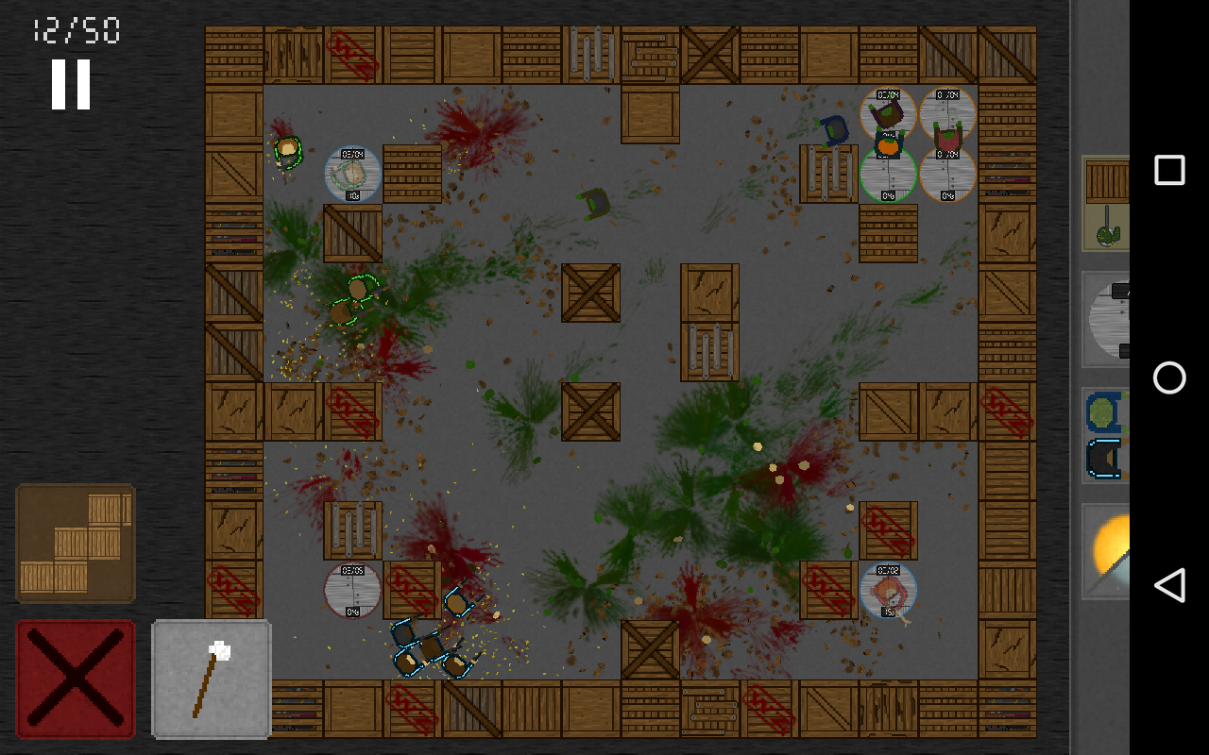 Sandbox Zombies- screenshot