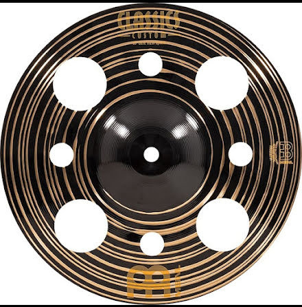 "10"" Meinl Classics Custom Dark Trash Splash - CC10DATRS"
