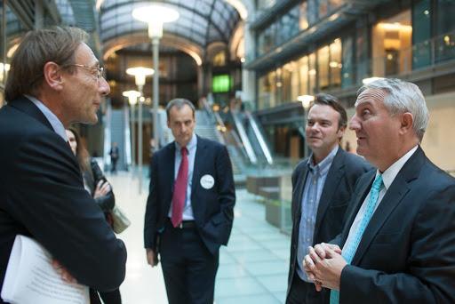 Club Les Echos Débats avec Thierry Pilenko, Président-directeur général de TECHNIP
