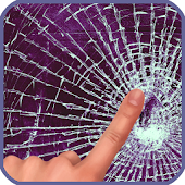 Magic Crack/Broken Screen