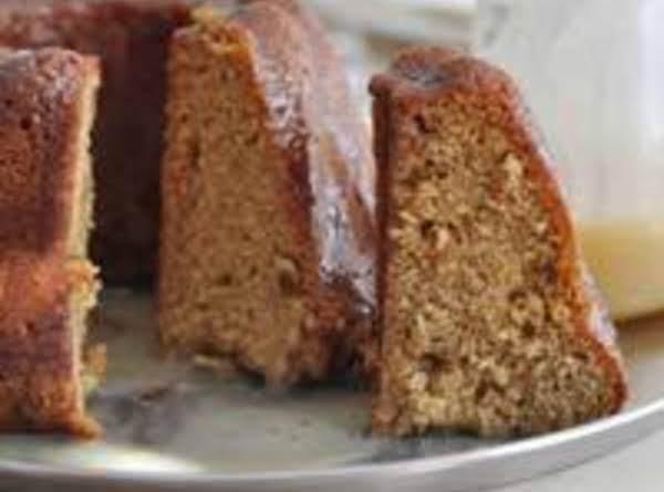 Whiskey Cake Recipe